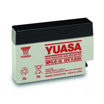 Аккумуляторная батарея Yuasa NP 0.8-12