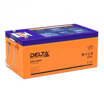 Аккумуляторная батарея Delta DTM 12250 I