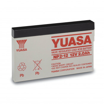 Аккумуляторная батарея Yuasa NP 2-12