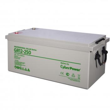 Аккумулятор CyberPower PROFESSIONAL solar series (gel) GR 12-250