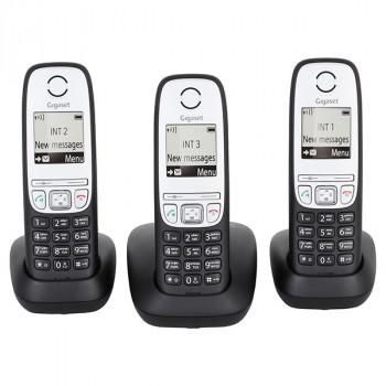 Радиотелефон Gigaset A415 TRIO