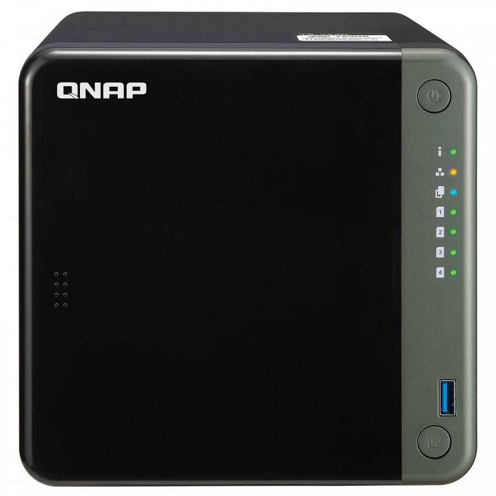 Сетевой RAID-накопитель QNAP TS-453D-4G