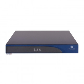 Wi-Fi маршрутизатор (роутер) HP JF283A A-MSR20-20