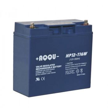 Аккумуляторная батарея AQQU HP12-116W-X