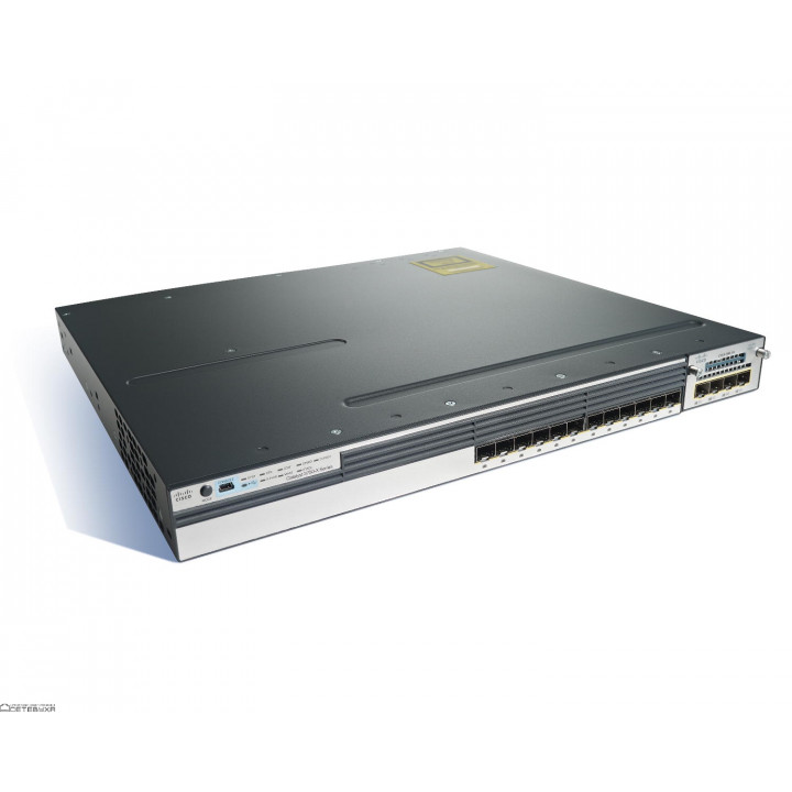 Коммутатор CISCO WS-C3750G-12S-S
