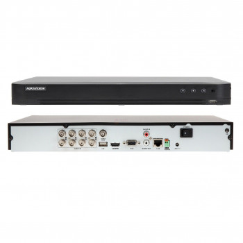 HD-TVI регистратор Hikvision DS-7208HQHI-K2/P