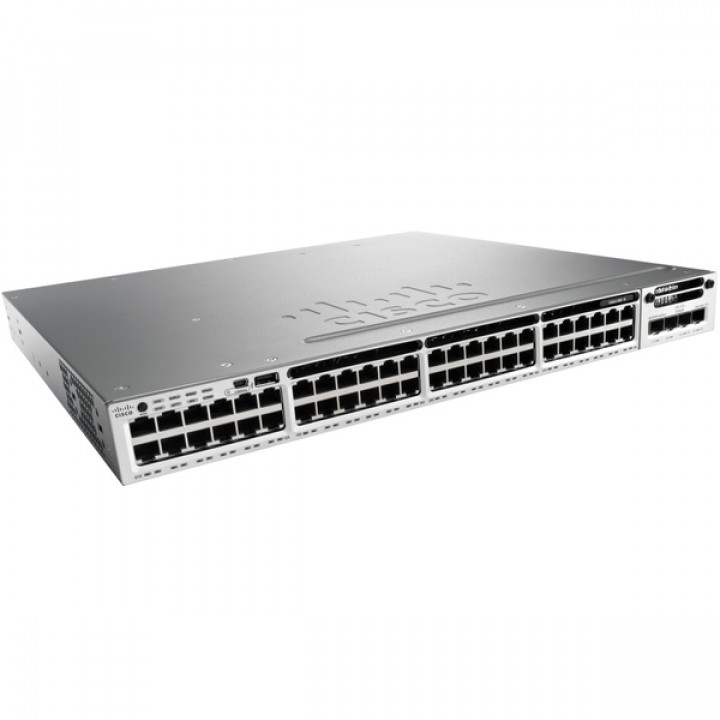 Коммутатор CISCO WS-C3850-48T-E