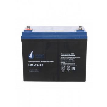 Аккумулятор Парус электро HM-12-75