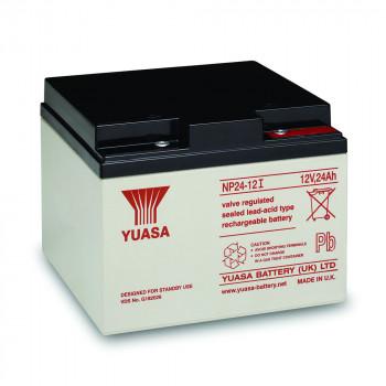 Аккумуляторная батарея Yuasa NP 24-12 I