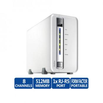 Сервер видеонаблюдения QNAP VS-2108L